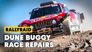 Overnight Repairs Save The Day For Mr Dakar At Rally Du Maroc | 2019 Rallye Du Maroc #1