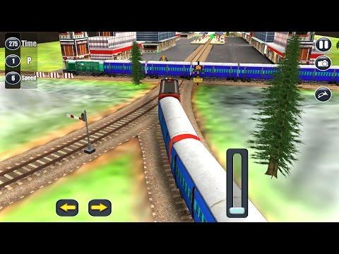 Mountain train simulator 2016(2)