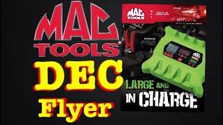 Mac Tools Flyer December 2018 Youtube