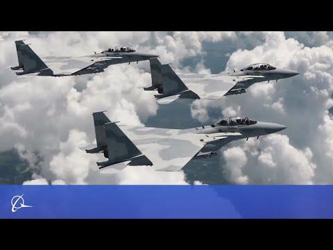 F-15QA Ababil Flights