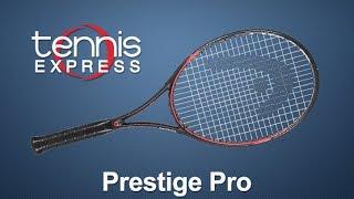 HEAD Graphene XT Prestige Pro Racquet Review | Tennis Express
