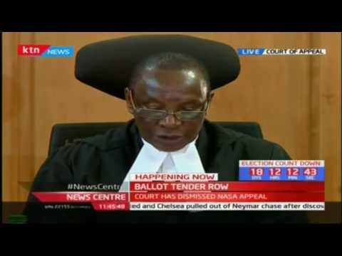 Court of Appeal: Attorney General argued that orders by High Court were adverse to public interest
