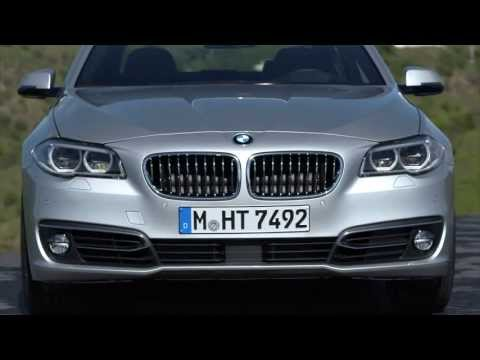 2014 New BMW 5 Series Limousine 535i Exterior In Detail Commercial Carjam TV HD