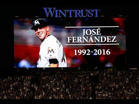 Miami Marlins - José Fernández - When I See You Again (Tribute Video 2016)