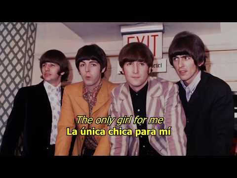 Don't bother me - The Beatles (LYRICS/LETRA) [Original]
