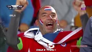 Todos Los Goles de las Clasificatorias Sudamericanas Rumbo a Rusia 2018 (Partidos de Vuelta) (1080p)