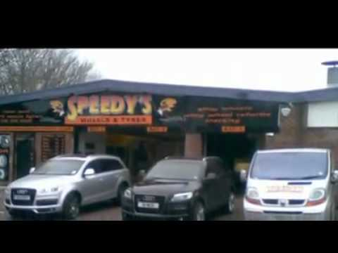 Speedys wheels & tyres