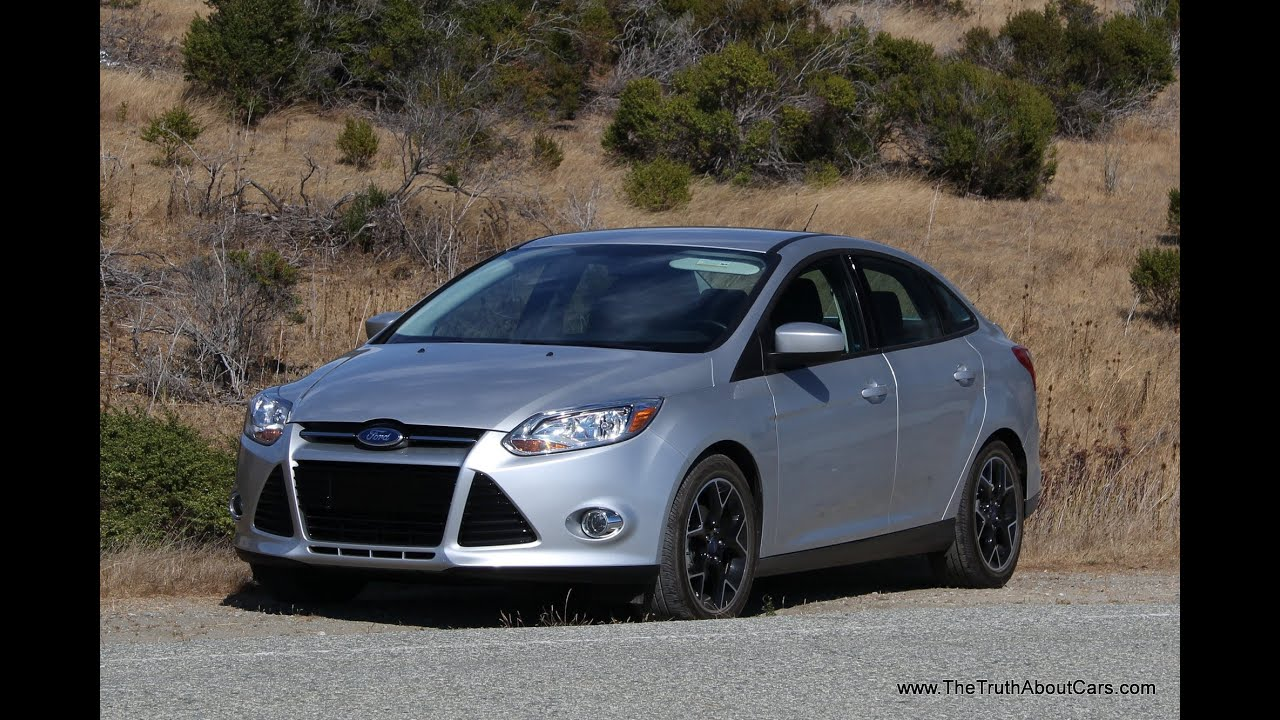 ford focus se sedan review  road test youtube