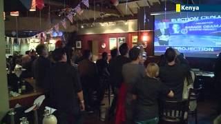 People around world celebrate Obama victory
