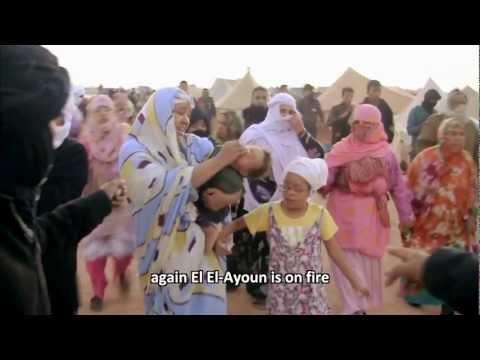 """Gdeim Izik - The Sahrawi Resistance Camp"" :: English HD :: Western Sahara"