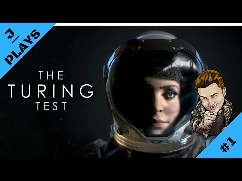 J_PLAYS: The Turing Test #1 -- FUN WITH ELECTRICAL CIRCUITS