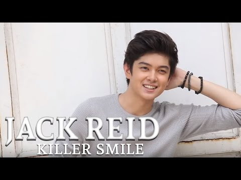 [MUST-SEE] Jack Reid's Killer Smile