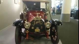 Top Marques Monaco 2018 : FIAT de 1913 à vendre aux enchères