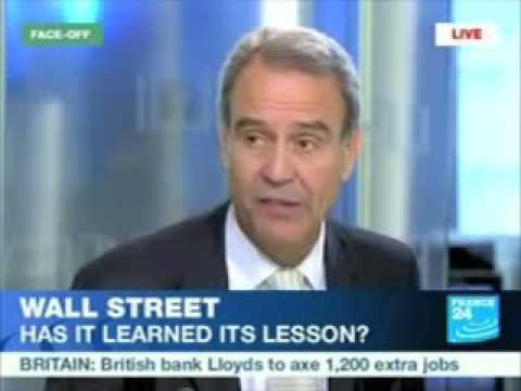 Max Keiser Slams Goldman Sachs   Paulson and Bernanke Guilty of  Treason Part 1of of 2