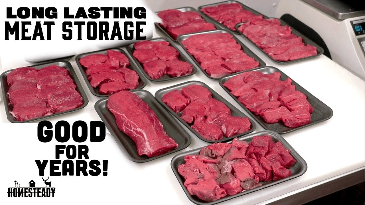 The BEST Way to Wrap and Package Meat for Freezing