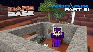 Modded Minecraft - Mars Base [51]