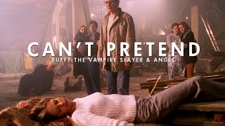 Buffy the Vampire Slayer & Angel | Can