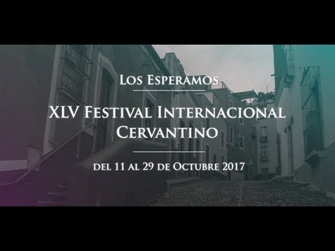Cervantino 2017 (programa)