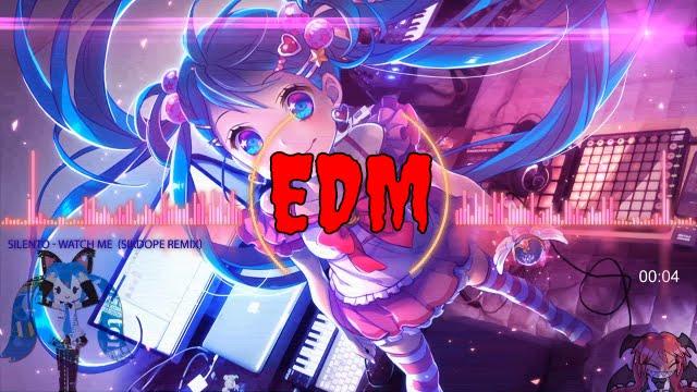Silento -  Watch Me (Sikdope Remix) (Nightcore)