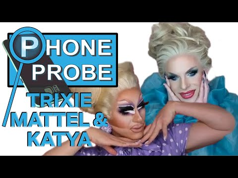 You Won't Believe Which Celebrity Phone Numbers Trixie & Katya Have