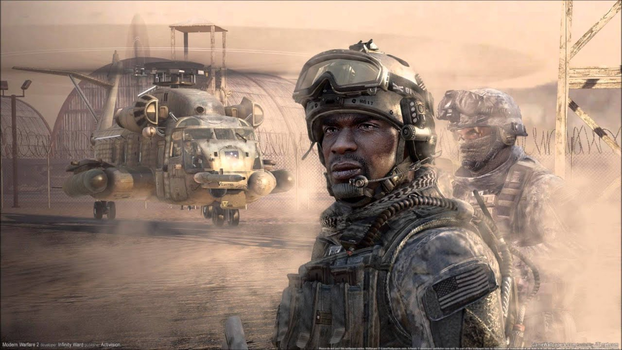 MW2: U.S. Army Rangers Victory Theme - YouTube Army Helicopters In Action