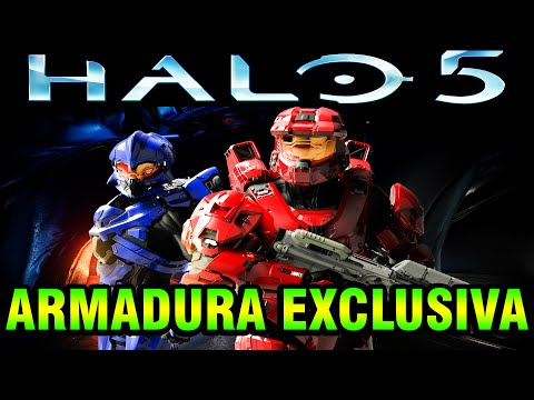 Halo 5 Guardians Como Desbloquear Armaduras Exclusivas
