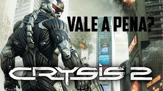Vale a pena? Crysis 2: Maximum Edition (PC) [1080p]