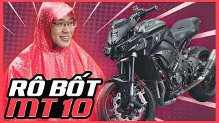 PKL - Chạy thử và đánh giá siêu mô tô Yamaha MT-10 (Review Yamaha MT-10)