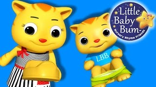 Potty Song | Part 2 - Nappy Version | Nursery Rhymes | Original Songs By LittleBabyBum!