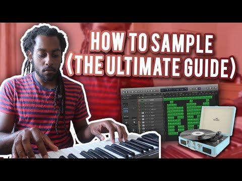 How to SAMPLE | Sampling Tutorial Logic Pro X