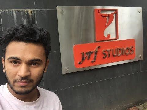 Exploring YASH RAJ Studio at srk's new show/ Yasso/ Mumbai