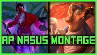 Full AP Nasus Montage | League of Legends