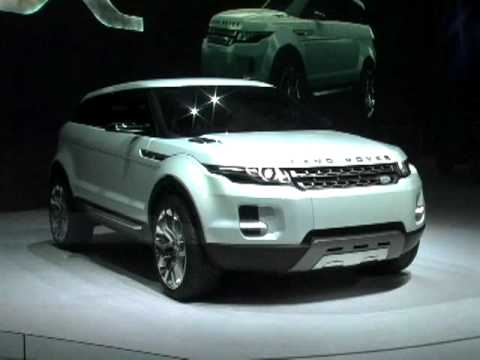 Land Rover LRX Concept | 2008 Detroit Auto Show | Edmunds.com