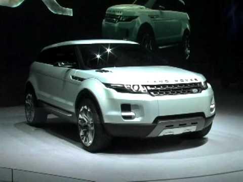 Land Rover Lrx Concept 2008 Detroit Auto Show Edmunds Youtube