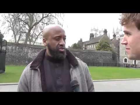 Abu Izzadeen presunto responsable del Ataque terrorista en Westminster, Inglaterra (video 2015)