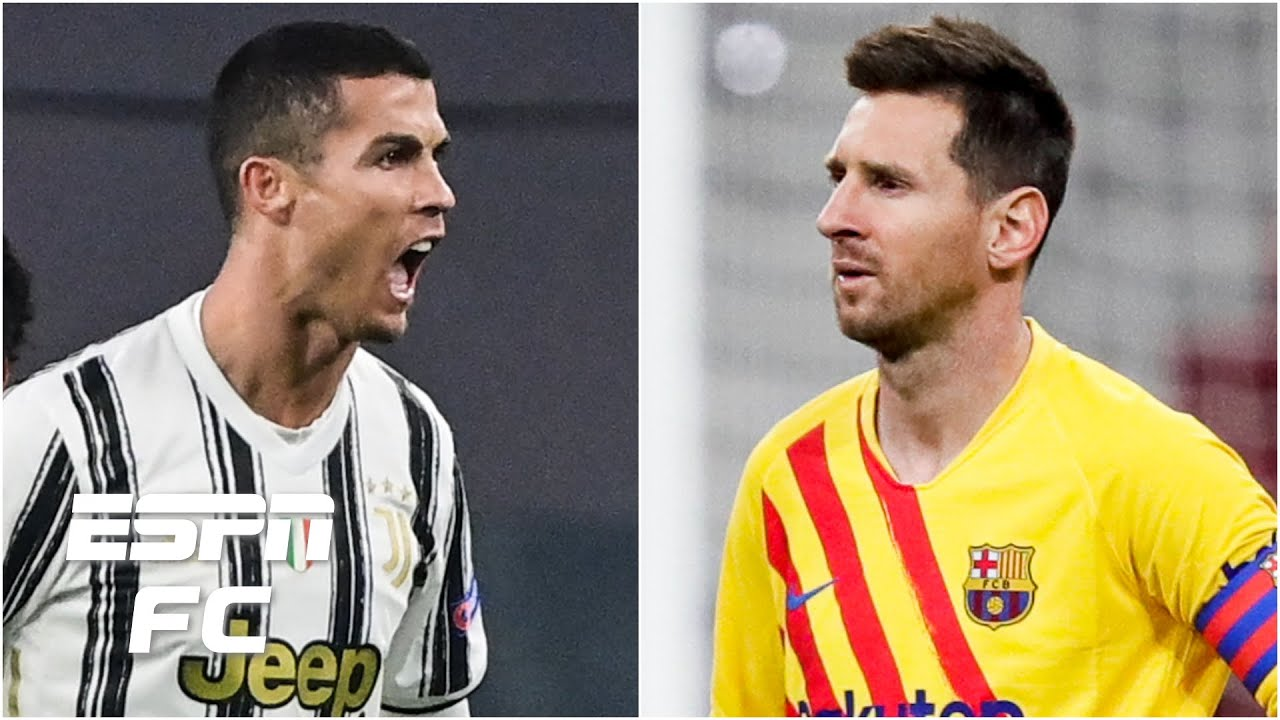 Download Has Cristiano Ronaldo FINALLY supplanted Lionel Messi as the GOAT? | ESPN FC Extra Time