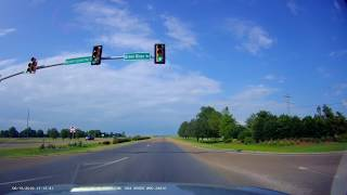 We were driving from the Gateway To The Blues Museum and Visitor Center near Tunica Resorts, Mississippi and Robinsville, Mississippi heading to Memphis, ...