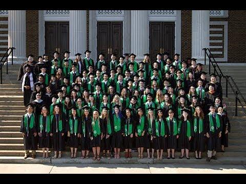 The Gatton Academy's Class of 2018 Graduation