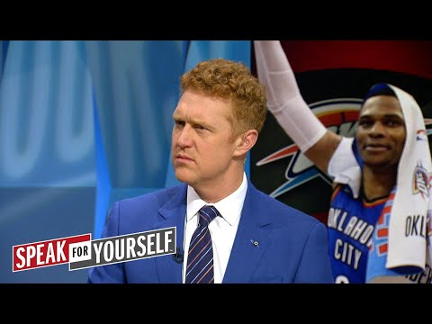 Brian Scalabrine on Westbrook averaging a triple-double for the 2017-18 season | SPEAK FOR YOURSELF