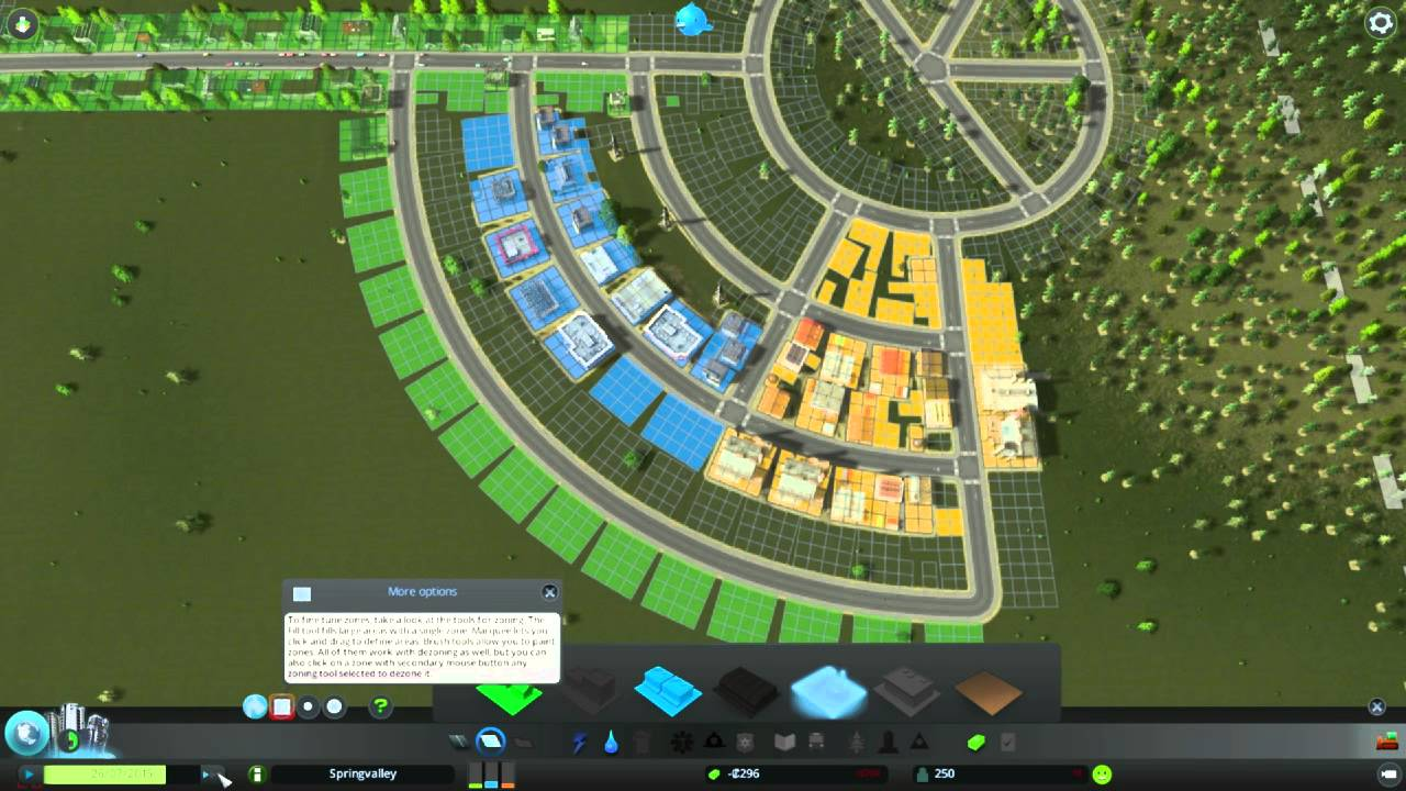 cities skylines ebenezer howard s garden cities of tomorrow youtube