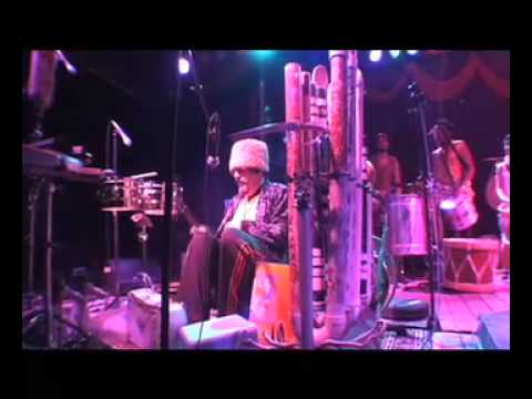 Cyro Baptista's Beat The Donkey LIVE IN CONCERT
