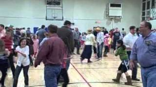 """Solomon Levi"" square dance"