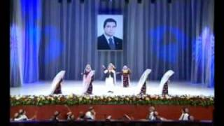 Turkmenistan Balochi songs.mpg