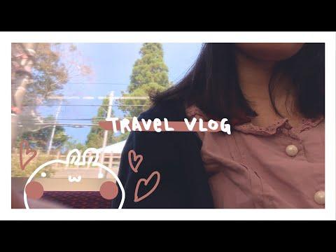 Travel Vlog|日本東京|快閃獨遊之旅|生活音|桂子