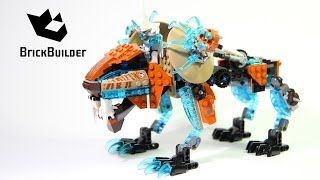 Kijk Lego Chima 70143 Sir Fangar