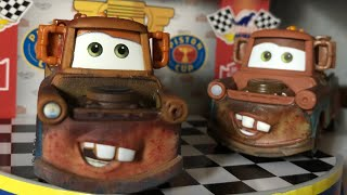 Disney Pixar Thailand Mater Variant VS China Mater Comparison & Review • Ep. 2