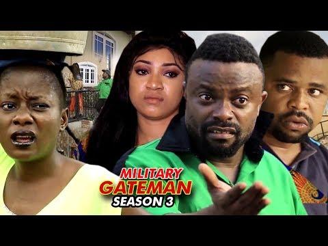 Military Gate-man Season 3 - (2018) Latest Nigerian Nollywood Movie Full HD thumbnail
