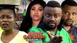 Military Gate-man Season 3 - (2018) Latest Nigerian Nollywood Movie Full HD
