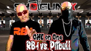 RB1 vs  The Pitbull (Shotgun 2k)