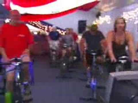Karaoke Spin Class, The Hot Exercise Fad